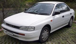 Impreza 01.1993-01.1996
