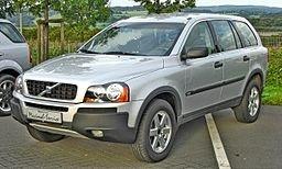 XC90 2002 ->