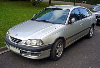 Avensis T22 10.2000-03.2003