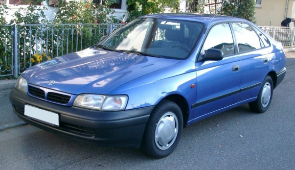 Carina E (T19) 1992-1997