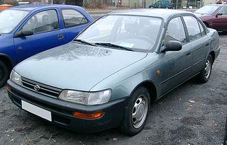 Corolla (E10) 01.1993-01.1997