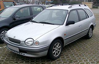 Corolla (E11) 01.1997-01.1999