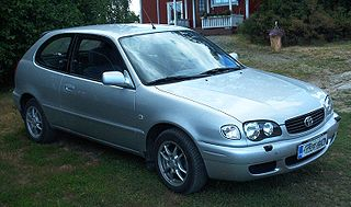 Corolla (E11) 01.2000-12.2001