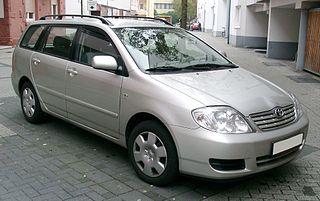 Corolla (E12) 10.2004-2007