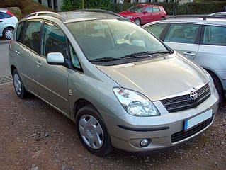 Corolla Verso (E12J) 10.2002-05.2004