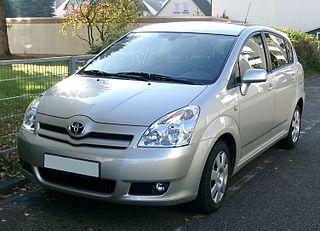Corolla Verso ZER/ZZE 06.2004-03.2009