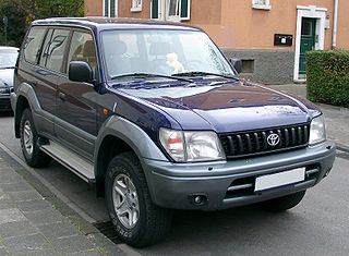 Land Cruiser (FJ90) 06.1996-12.2002