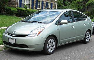 Prius (NHW20) 10.2003-05.2009