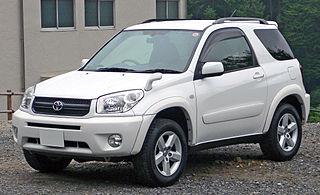 RAV4 (A2) 01.2004-12.2005