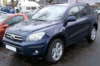 RAV4 (A3) 01.2006-02.2009