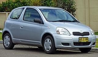 Yaris P1 04.1999-03.2003