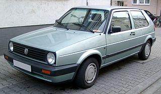 Golf II 19E 08.1983-12.1992