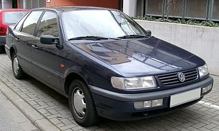 Passat 3A 1994-1996