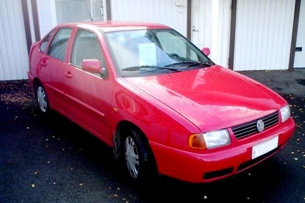 Polo 6KV Classic 1995-2001