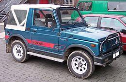 SJ410,Samurai 1982-1997