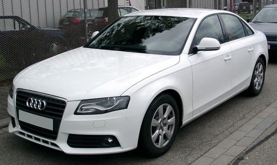 A4/S4 B8 12.2007 -03.2012