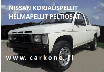 Pickup Kingcab D21 01.1987-12.1997