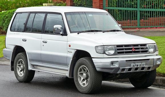 Pajero II (V20, V40) 01.1997-12.1999