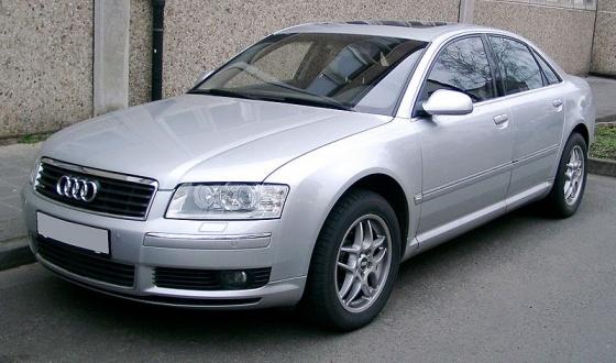 A8 D3 10.2002-01.2010