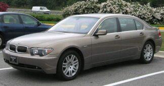 7 E65-E66 2001-2004