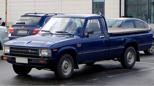 Hi-Lux 2WD 1989-1996
