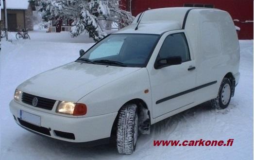 Caddy II 9K 11.1995-01.2004