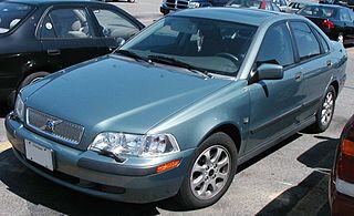 S40, V40 08.2001-08.2003