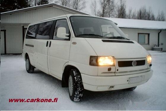 Transporter T4 1990-2003
