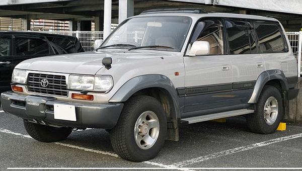 Land Cruiser 80 1990-1997
