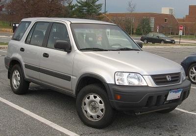 CRV RD 10.1995-12.2001