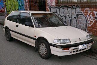 Civic HB (EC/ED/EE) 1987-1991