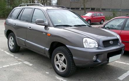 Santa Fe SM 02.2001-03.2006