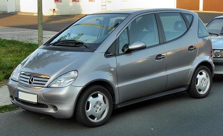 A-sarja W168 09.1997-08.2004