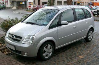 Meriva A 05.2003-05.2006