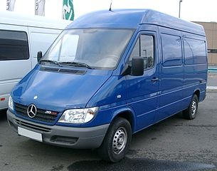 Mercedes-Benz Sprinter 2003-2005
