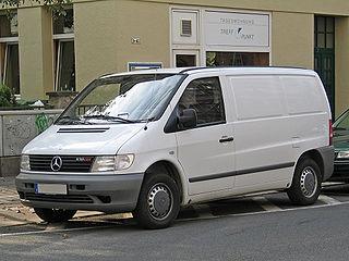 Mercedes-Benz Vito 1995-2003