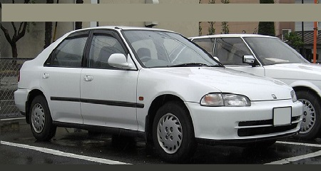Civic Sedan (EG/EH9) 1991-1995