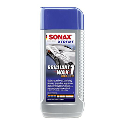 SONAX Brilliant Wax 1