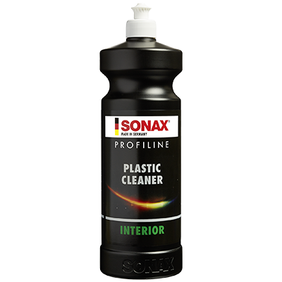SONAX PROFILINE Plastic Cleaner sisäpinnoille