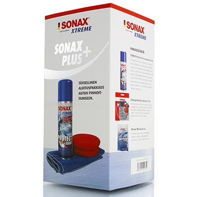 SONAX Pinnoitepakkaus