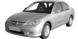 Civic Sedan (ES) 2004-2005