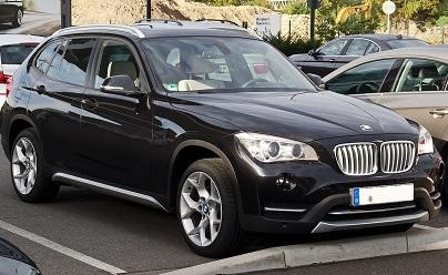 X1 E84 08.2012-2015