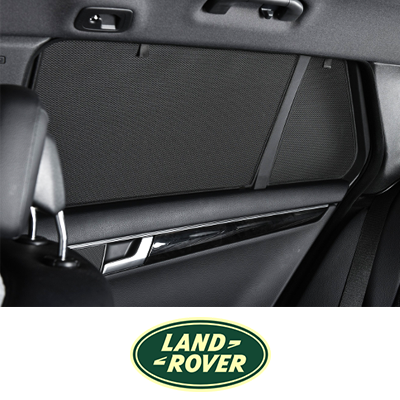 Land Rover Häikäisysuoja Car Shades