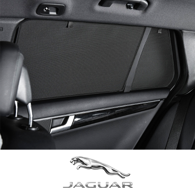 Jaguar Häikäisysuoja Car Shades