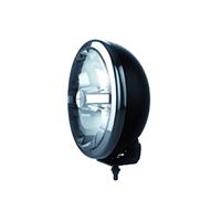 CIBIÉ SUPER OSCAR LED -lisäpitkä, Musta/Kromi 1kpl, Ø 222mm Ref.17,5