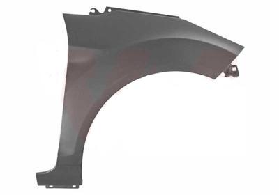 Ford Fiesta VI etulokasuoja | konepellit - lokasuojat - etukehät | laatu koriosat edullisesti ja nopeasti Suomalaisesta Carkone verkkokaupasta