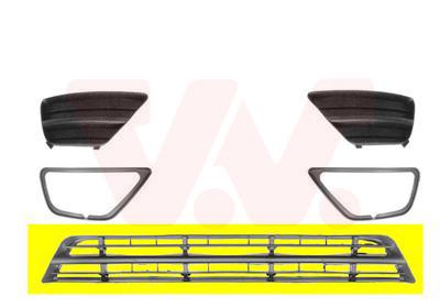 Ford Focus MK1 etupuskurin maski | konepellit - lokasuojat - etukehät | laatu koriosat edullisesti ja nopeasti suomalaisesta Carkone verkkokaupasta